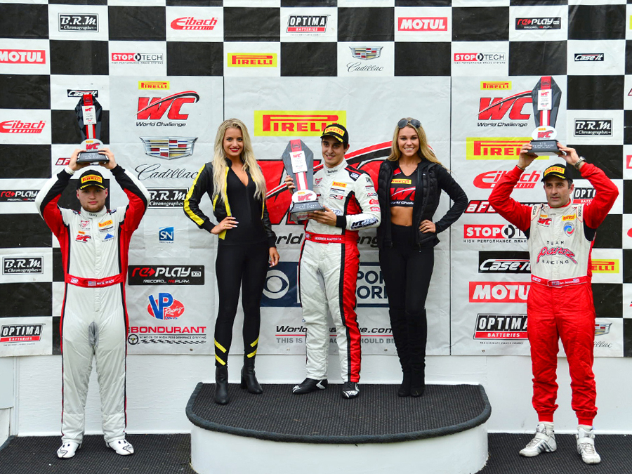 May 26 PIRELLI WORLD CHALLENGE GRAND PRIX OF LIME ROCK PARK